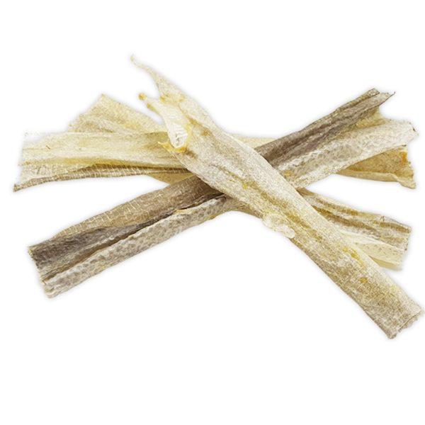 Kabeljauw skins (50 gram)
