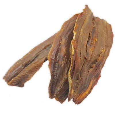 Gedroogde haringfilet (250 gram)