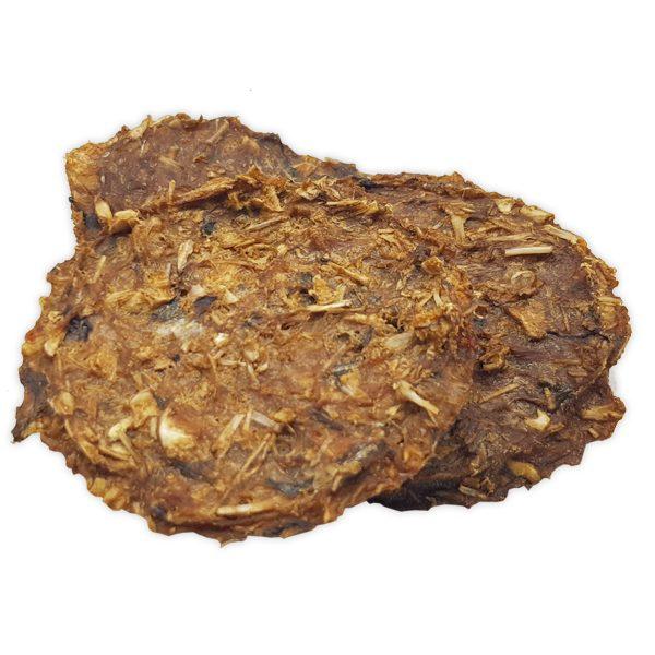 Kabeljauwburgers (100 gram)